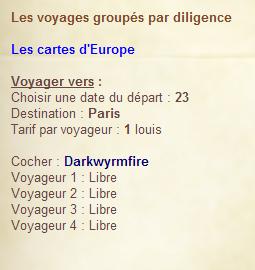 Bug dili  Voyage10