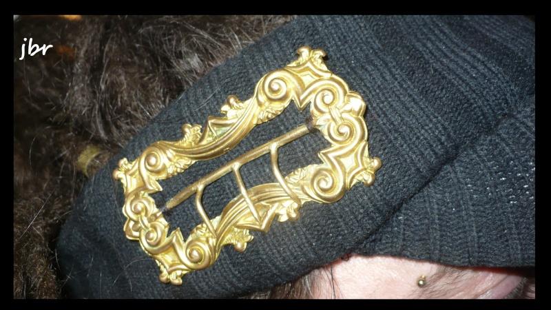 boucle du chapeau de mon arrière grand père  P1130410