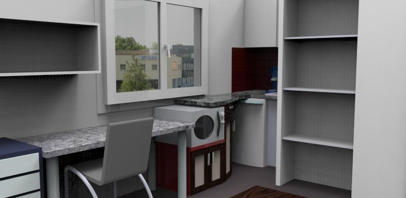 construction d'une cuisine - Page 2 Appart10