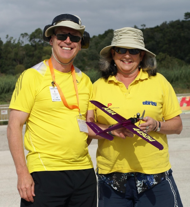 1/2 A's Sweep Open Speed in Santarem Portugal Team_t15