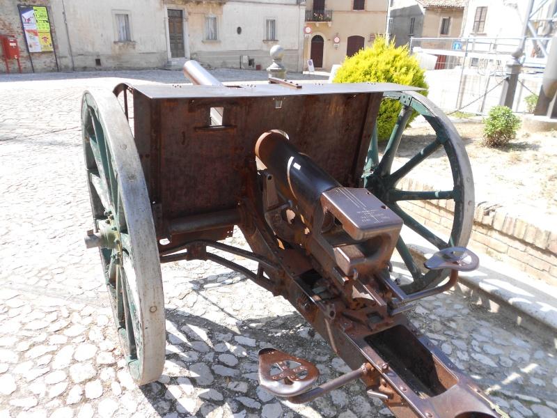 Canon de campagne à Ripatransone - Italie Dscn0614