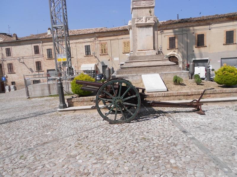 Canon de campagne à Ripatransone - Italie Dscn0618