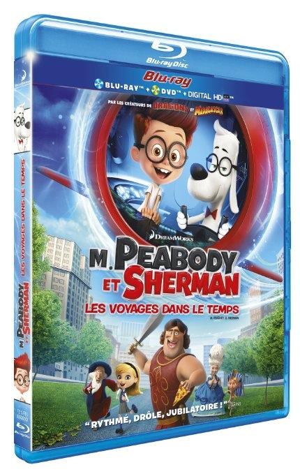 [DVD/BD] M. Peabody et Sherman : les voyages dans le temps Image15