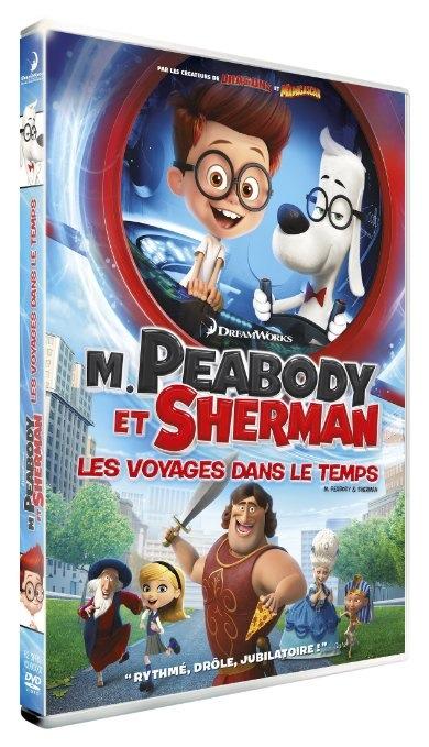 [DVD/BD] M. Peabody et Sherman : les voyages dans le temps Image_10