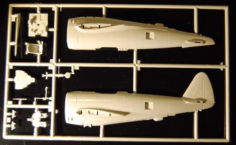P-47M Revell 1/72 Maket212