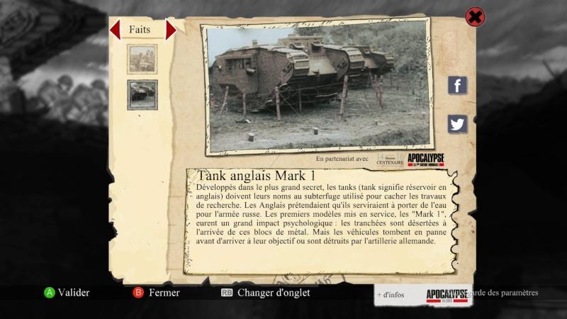 [Review] Soldats Inconnus - Mémoires de la Grande Guerre - 2014-012