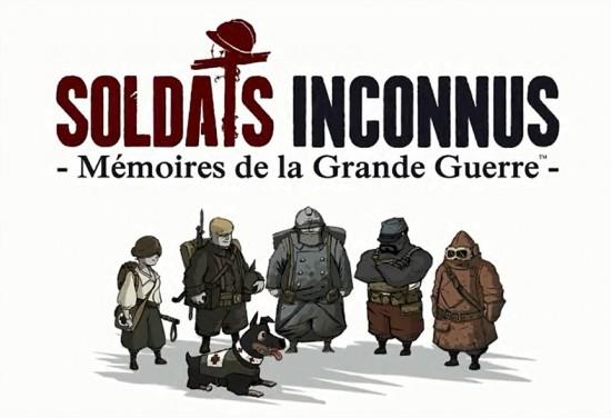 [Review] Soldats Inconnus - Mémoires de la Grande Guerre - 30060810