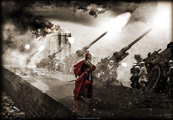 [W40K] Collection d'images : La Garde Impériale - Page 4 Siege_10