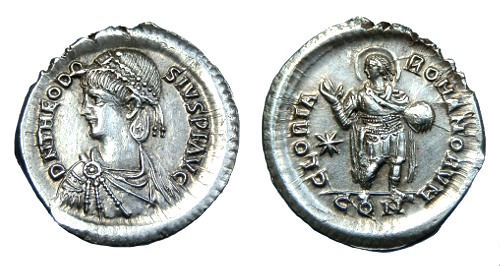 Comparaison de coins du Miliarense de Théodose II   - Page 2 _1210