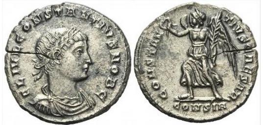 Silique de Constance II / III ?? Consta10