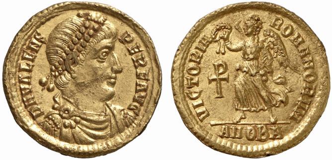 Silique de Constance II / III ?? Valens10