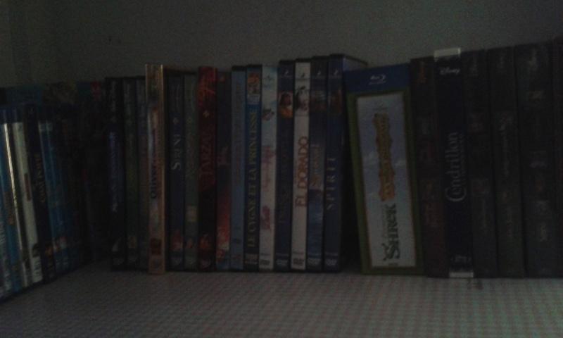 [Photos] Postez les photos de votre collection de DVD et Blu-ray Disney ! - Page 37 20140911