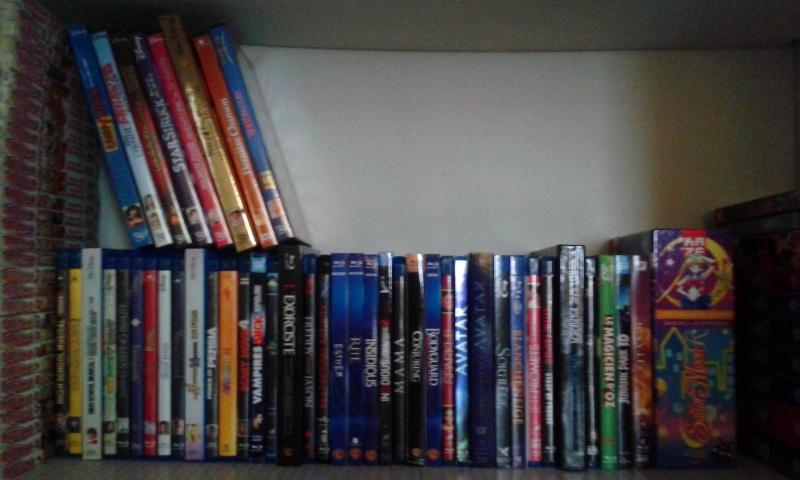 [Photos] Postez les photos de votre collection de DVD et Blu-ray Disney ! - Page 37 20140912