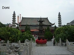 La Chine sac au dos (30) Sur la route des anciennes capitales : Shangqiu (商丘) - Kaïfeng (开封) 10-kai10