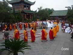 La Chine sac au dos (30) Sur la route des anciennes capitales : Shangqiu (商丘) - Kaïfeng (开封) 14-kai10