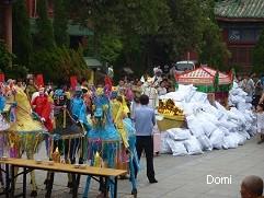 La Chine sac au dos (30) Sur la route des anciennes capitales : Shangqiu (商丘) - Kaïfeng (开封) 15-kai10