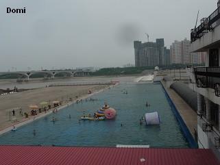 La Chine sac au dos (32)  Luoyang (洛阳), Grottes de Longmen (龙门石窟) Henan (河南). Sur la route des anciennes Capitales 3a_riv10
