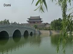 La Chine sac au dos (30) Sur la route des anciennes capitales : Shangqiu (商丘) - Kaïfeng (开封) 6-viei10