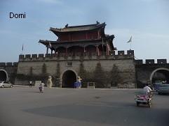 La Chine sac au dos (30) Sur la route des anciennes capitales : Shangqiu (商丘) - Kaïfeng (开封) 7-vill10