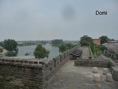 La Chine sac au dos (30) Sur la route des anciennes capitales : Shangqiu (商丘) - Kaïfeng (开封) 8-vill11