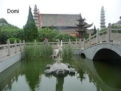 La Chine sac au dos (30) Sur la route des anciennes capitales : Shangqiu (商丘) - Kaïfeng (开封) 9-kaif10