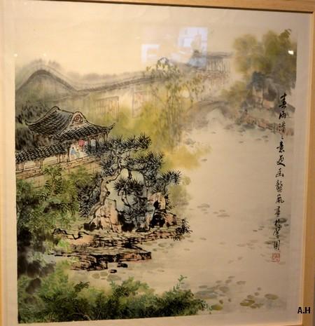Dessine-moi la Chine 25 - 描绘中国之二十五 : Les Jardins de Suzhou et ses 4 saisons - 苏州园林四季 Gl210