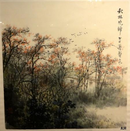 Dessine-moi la Chine 25 - 描绘中国之二十五 : Les Jardins de Suzhou et ses 4 saisons - 苏州园林四季 Gl410