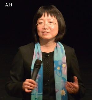 Une nouvelle consule générale de Chine à Lyon (Rhône-Alpes-Auvergne) Wj10