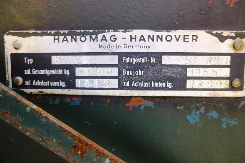 HANOMAG Papy_528