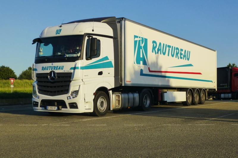 Transports Rautureau (Mortagne-sur-Sèvre 85) Papy_713