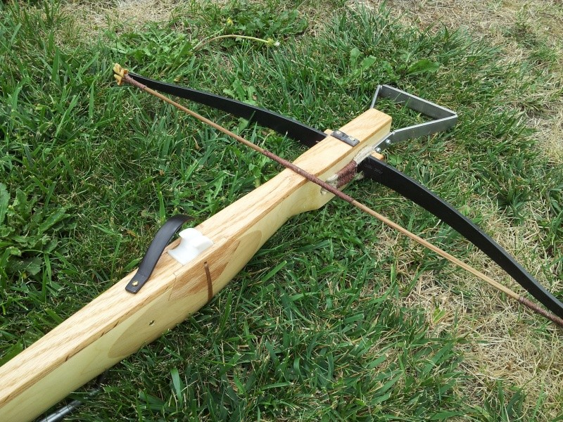 New crossbow I have been working on for the last couple months. 20140816