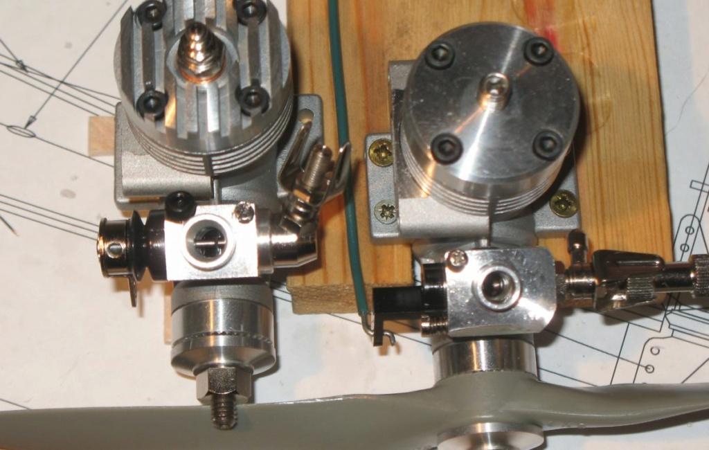 Last of the Enya Diesel engines purchased off of Enya's website. Img_1319
