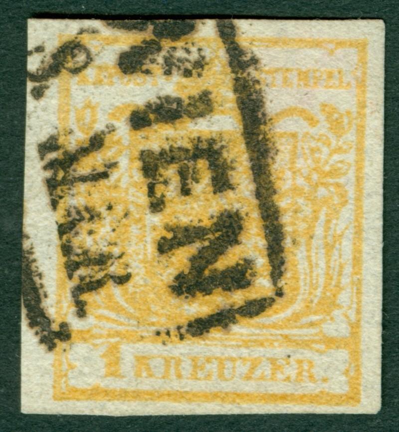 Die erste Österreichische Ausgabe 1850 - Seite 6 1850_110