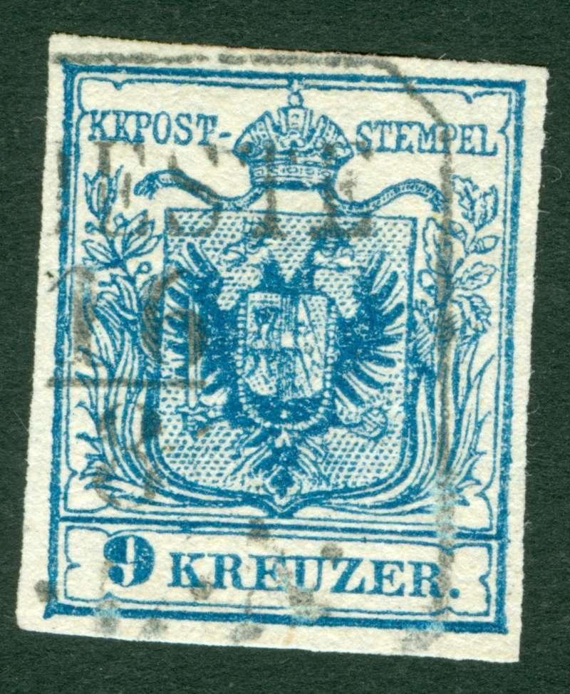 Die erste Österreichische Ausgabe 1850 - Seite 6 1850_910