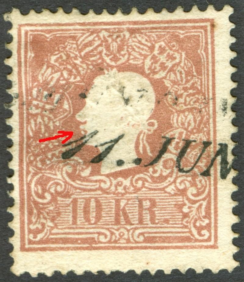 Die Freimarkenausgabe 1858 Type I und II - Seite 3 1858_111
