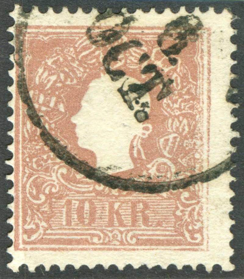 Die Freimarkenausgabe 1858 Type I und II - Seite 3 1858_112