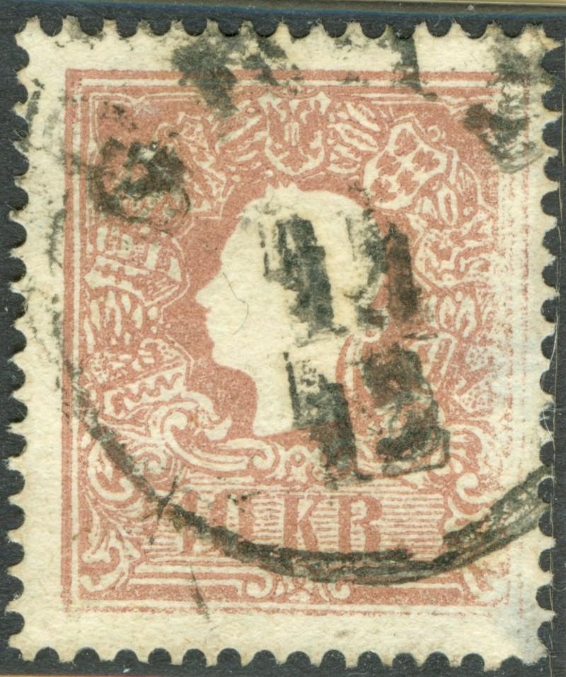 Die Freimarkenausgabe 1858 Type I und II - Seite 3 1858_113
