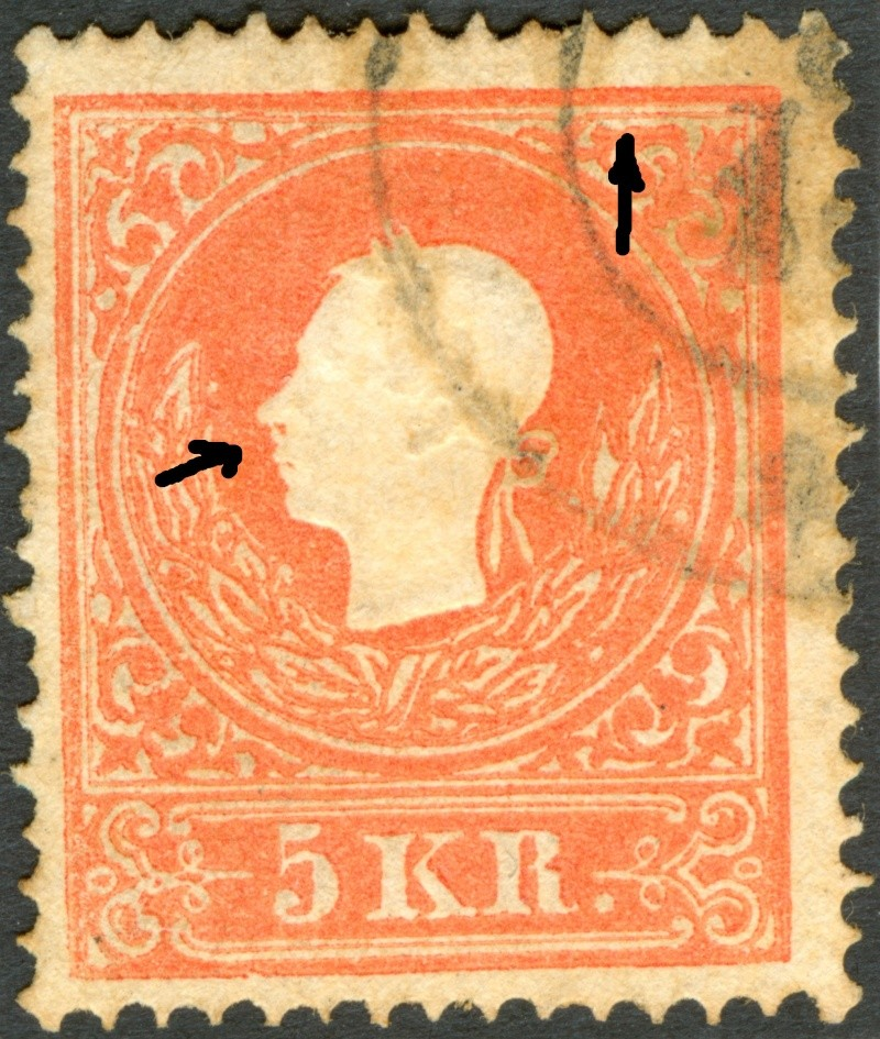 Die Freimarkenausgabe 1858 Type I und II - Seite 3 1858_511