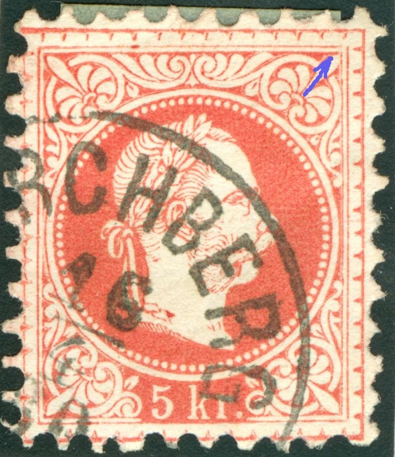 Freimarken-Ausgabe 1867 : Kopfbildnis Kaiser Franz Joseph I - Seite 7 1867_510
