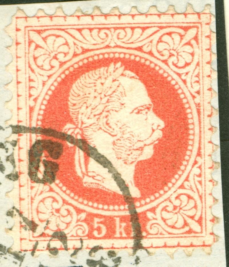 Freimarken-Ausgabe 1867 : Kopfbildnis Kaiser Franz Joseph I - Seite 8 1867_516
