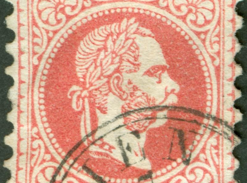 Freimarken-Ausgabe 1867 : Kopfbildnis Kaiser Franz Joseph I - Seite 8 1867_522