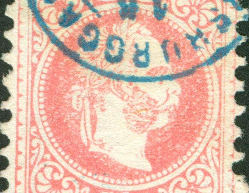 Freimarken-Ausgabe 1867 : Kopfbildnis Kaiser Franz Joseph I - Seite 8 1867_528