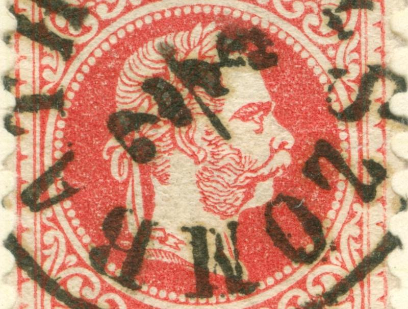 Freimarken-Ausgabe 1867 : Kopfbildnis Kaiser Franz Joseph I - Seite 8 1867_529