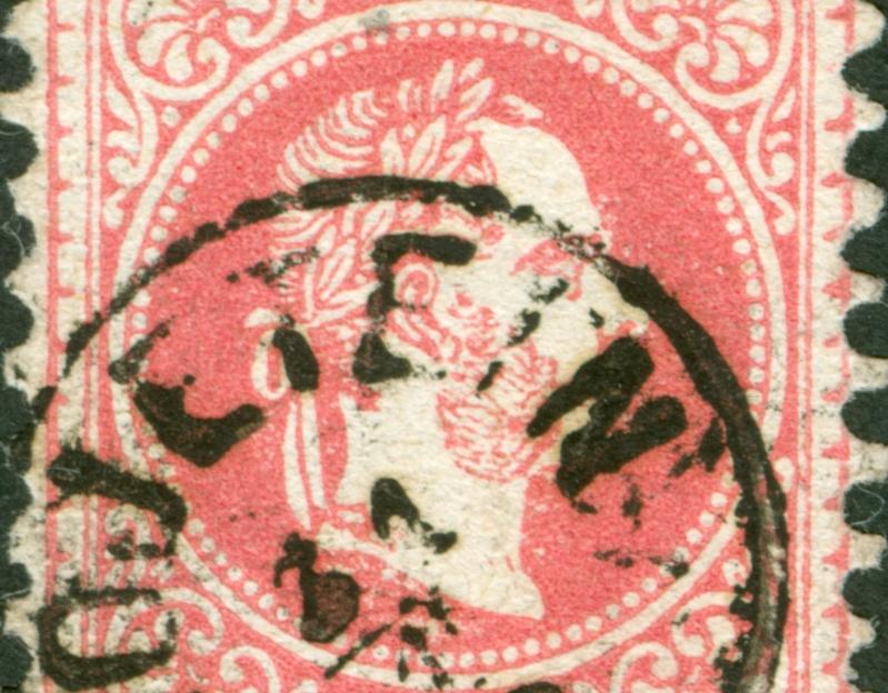 Freimarken-Ausgabe 1867 : Kopfbildnis Kaiser Franz Joseph I - Seite 8 1867_537
