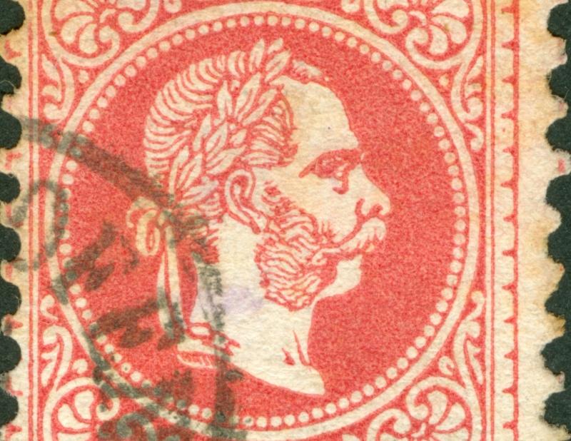 Freimarken-Ausgabe 1867 : Kopfbildnis Kaiser Franz Joseph I - Seite 8 1867_538