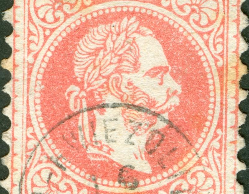 Freimarken-Ausgabe 1867 : Kopfbildnis Kaiser Franz Joseph I - Seite 8 1867_546