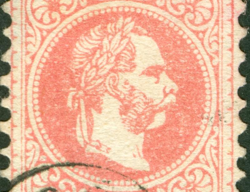 Freimarken-Ausgabe 1867 : Kopfbildnis Kaiser Franz Joseph I - Seite 8 1867_547