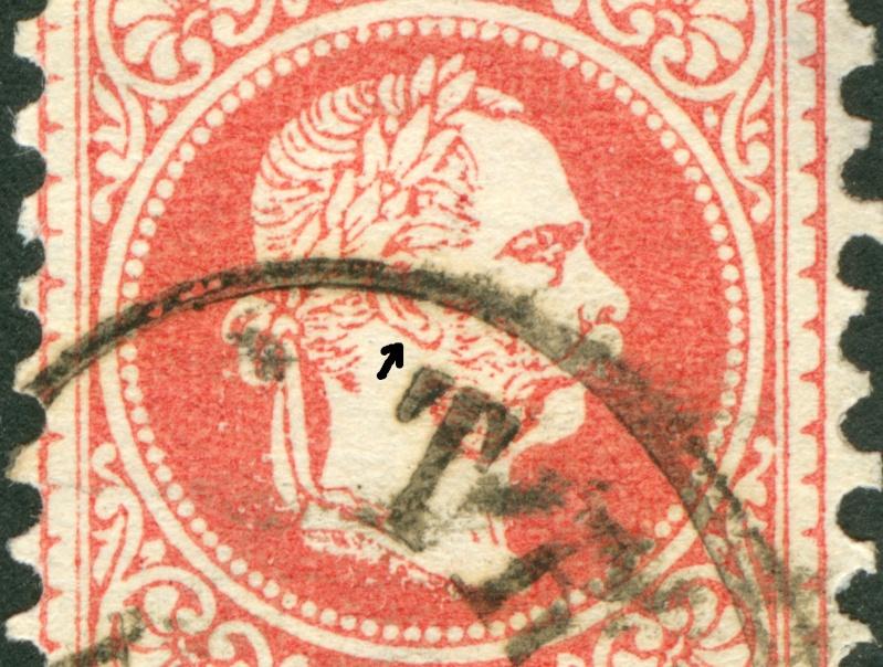 Freimarken-Ausgabe 1867 : Kopfbildnis Kaiser Franz Joseph I - Seite 8 1867_549