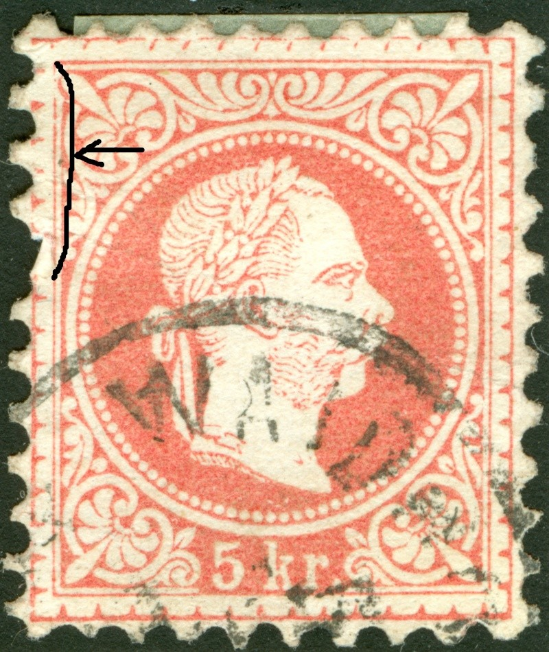 Freimarken-Ausgabe 1867 : Kopfbildnis Kaiser Franz Joseph I - Seite 7 1867_f10