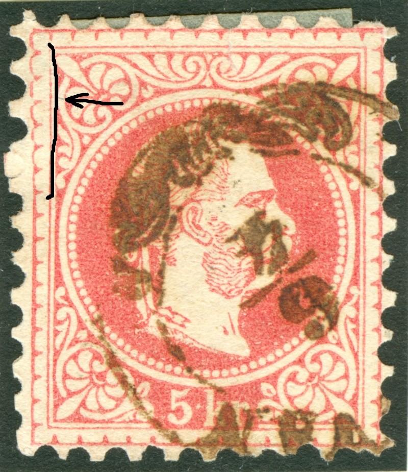 Freimarken-Ausgabe 1867 : Kopfbildnis Kaiser Franz Joseph I - Seite 7 1867_f11